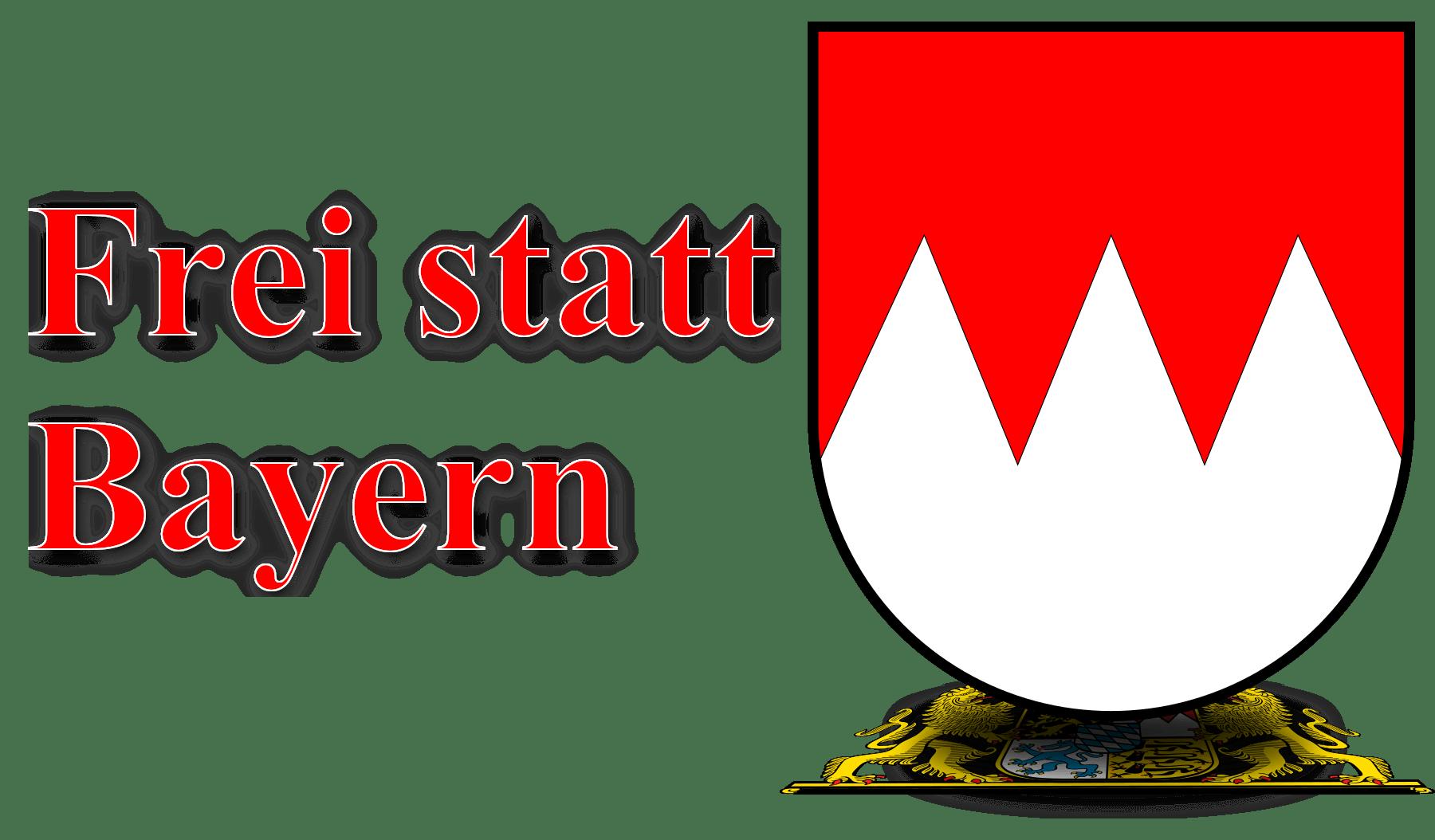 Logo Frei statt Bayern